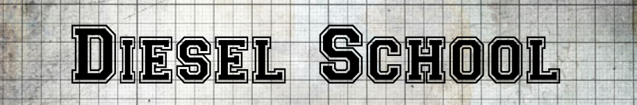Diesel School banner