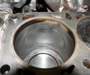 Image showing a polished bore